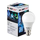 Moser Baer 7W LED Cool White Bulb Set - 4 Pcs