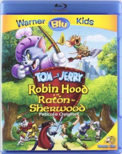 Tom Y Jerry: Robin Hood Y El Ratón De Sherwood [Blu-ray]