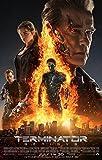 US版ポスター ターミネーター:新起動 ジェニシス Terminator 両面印刷 D/S us2 [並行輸入品]