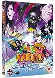 Naruto The Movie: Ninja Clash in the Land of Snow [2007] [DVD]