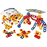 Plasticant Mobilo 103 - Construction Set I, 192 Parts And 12 Building Instructions