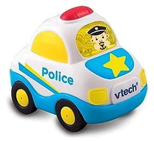 VTech Go! Go! Smart Wheels Police Car