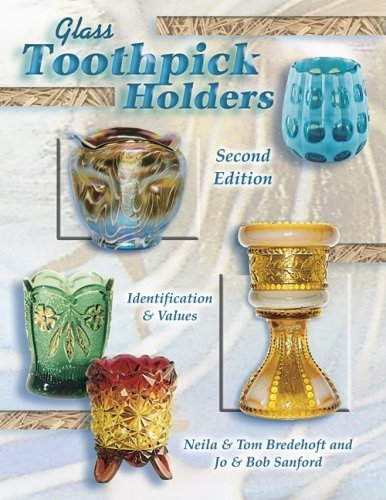 Glass Toothpick Holders