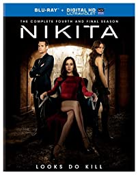 Nikita: Season 4 [Blu-ray]