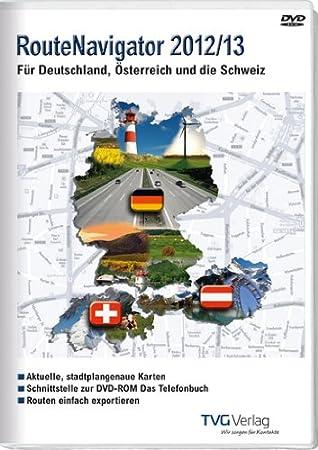 RouteNavigator Europa 2012/2013