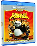 Kung Fu Panda 3D Combo Pack (3D Blu Ray / DVD) [Blu-ray] (Bilingual)
