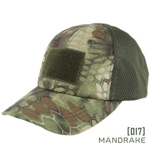 Big Save! Condor Mesh Tactical Cap Color: Mandrake