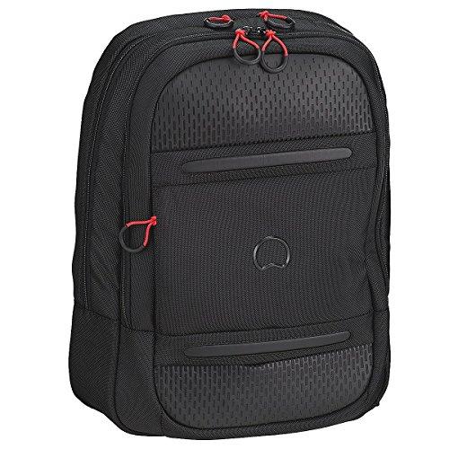 Delsey Montmouse zaino 45 cm compartimenti portatile nero