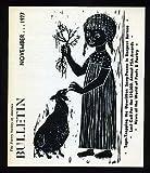 The Poetry Society of America Bulletin: November 1977