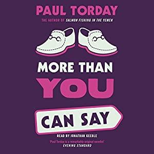 More Than You Can Say Audiobook