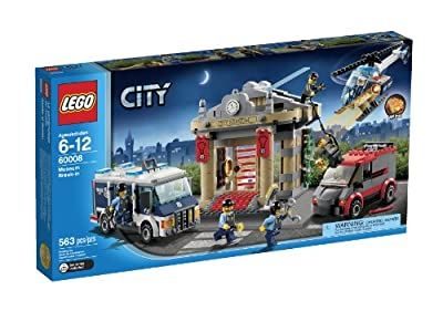 LEGO City Police Museum Break-in 60008 from LEGO City