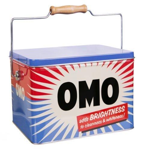 omo-washing-powder-storage-tin-box-vintage-retro-container-wooden-handle-laundry
