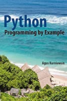 Python Programming by Example Front Cover