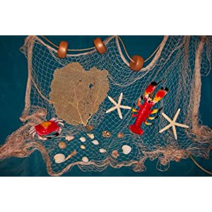 custom fishing net