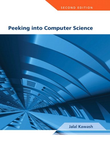 Peeking into Computer Science (2nd Edition)
