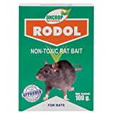 Oncrop Agro Sciences Rodol Non Toxic Rat Bait (pack of 2)