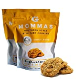 Oatmeal Cookies with Butterscotch - Chewy, Crispy & Bite Sized - G Mommas Homemade Oatmeal and Butterscotch Cookies