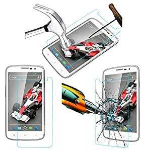 Acm Tempered Glass Screenguard For Xolo Q1000 Opus Mobile Screen Guard Scratch Protector