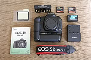 EOS 5D Mark II 21.1MP Full Frame CMOS Digital SLR Camera (Canon USA) (Body)