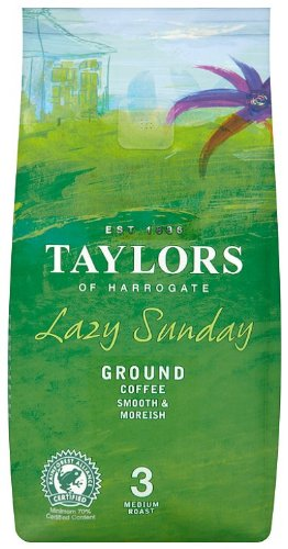 Taylors Of Harrogate Lazy Sunday Ground Coffee 227 G (Pack of 3)