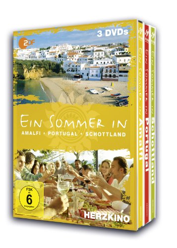 Ein Sommer in ... Box 3 - Die schönsten ZDF-Sonntagsfilme [3 DVDs]
