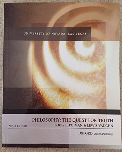 an introduction to the analysis of the quest for truth Praised for its unique combination of accessibility and comprehensiveness, philosophy: the quest for truth is one of the best-selling textbooks for the introduction to philosophy course.