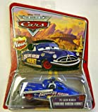 Disney Cars Series 3 World Of Cars - Pit Crew Member Fabulous Hudson Hornet...