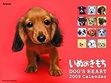 いぬのきもちカレンダー2009