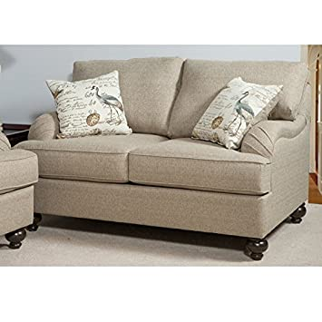 Chelsea Home Clare Loveseat