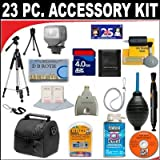 23 PC ULTIMATE SUPER SAVINGS DELUXE DB ROTH ACCESSORY KIT For The Panasonic ....