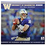 Turner - Perfect Timing 2014 Washington Huskies Team Wall Calendar, 12 x 12 Inches (8011394)