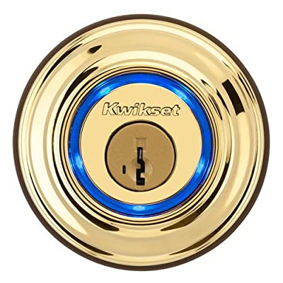 Kwikset Corporation Bluetooth Enabled Deadbolt for iPhone 4S and 5
