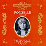 Prima Voce: Ponselle, Vol. 2