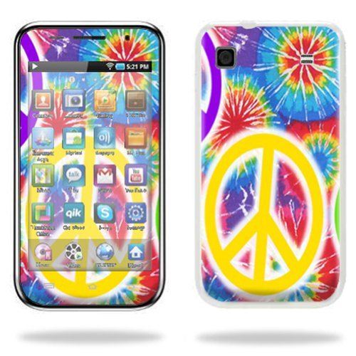 Protective Vinyl Skin Decal Cover for Samsung Galaxy Player 4.0 MP3 Player Sticker Skins Peaceful Exp