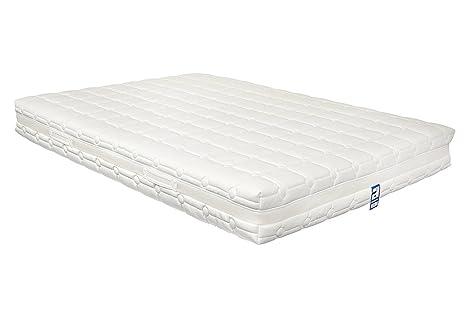 Yanis Talalay 500Latex Matratze in verschiedenen Größen, Textil, weiß, Super King (180x200cm)