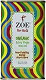 Zoe for Kids Organic Extra Virgin Olive Oil, 375 ml, 2 Count