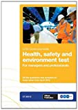 Cover of Health, Safety and Environment Test for Managers and Professionals by CITB-ConstructionSkills 1857513428