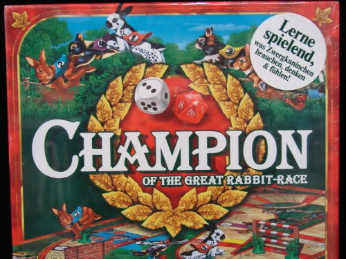 Vitakraft - Champion of the Great Rabbit-Race
