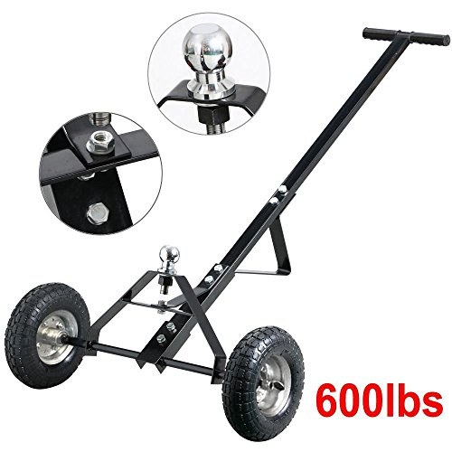 Yaheetech 600lb Heavy Duty Trailer Jack Dolly