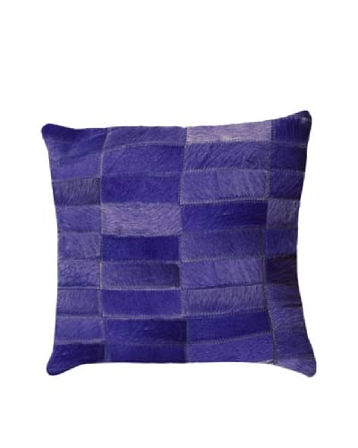 Natural Brand Torino Madrid Pillow, Purple