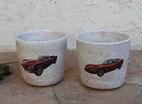 vintage-jaguar-and-ferrari-car-cup-set-of-2-handmade-ceramic-tumbler-teacups