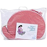 Dlittles Mother's Feeding Pillow (Red And White)