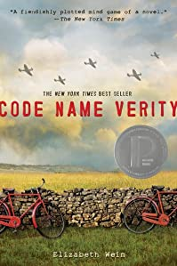 Code Name Verity by Elizabeth E. Wein ebook deal