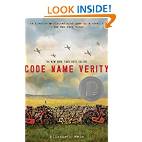 Code Name Verity (Edgar Allen Poe Awards. Best Young Adult (Awards))