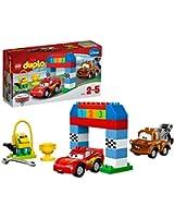 LEGO Duplo Cars 10600 - La Grande Sfida di Disney Pixar Cars