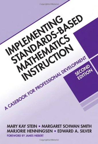 Implementing Standards-Based Mathematics Instruction: A...