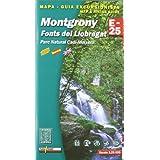 Montgrony - Fonts Del Llobregat: Fonts del Llobregat. Parc Natural Cadí-Moixeró
