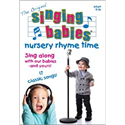 The Original Singing Babies Nursery Rhyme Time