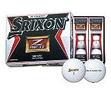 DUNLOP(ダンロップ) ゴルフボール スリクソン Z-STAR XV 1ダース 12個入 ランキングお取り寄せ