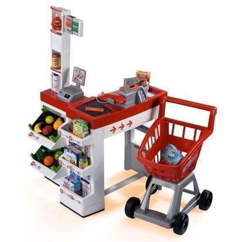 Smoby Supermarkt mit Elektronik